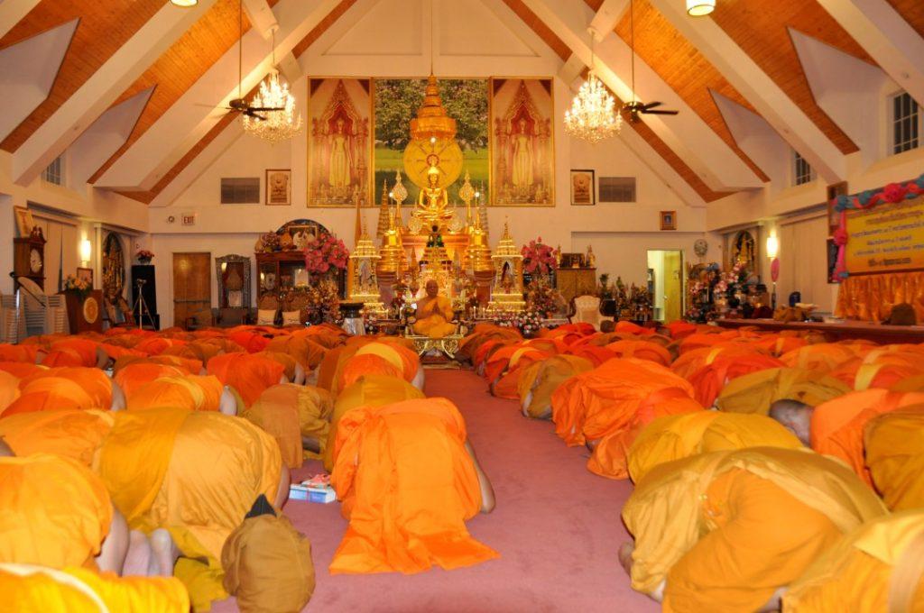 Phra Vidhetdhammarangsi (Luangta Chi)'s 88th Birthday Anniversary Celebrations