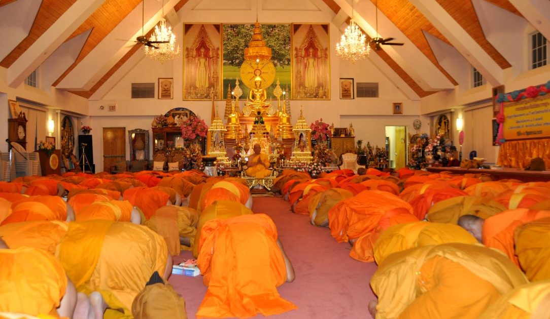 Phra Vidhetdhammarangsi (Luangta Chi)'s 88th Birthday Anniversary Celebrations