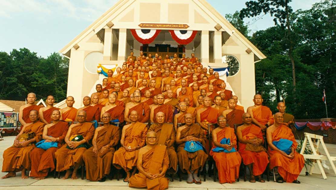 Sangha-Meeting80-Years-of-Luangta-Chi