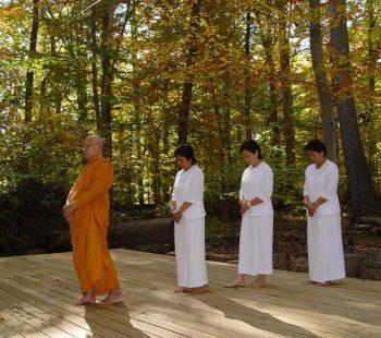Walking Meditation with Laungta
