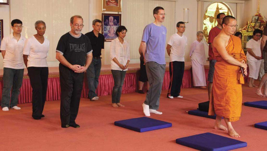 Mindfulness-Based Meditation