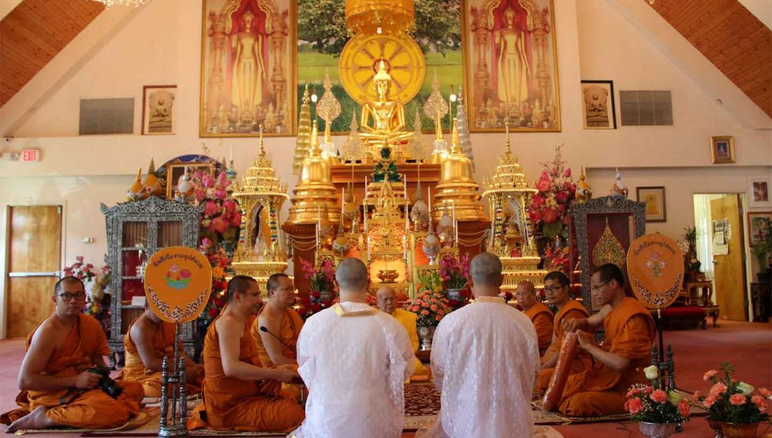 Monks Ordinate