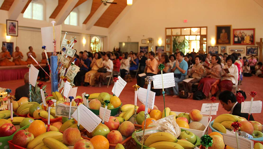 Sart Thai Ceremony