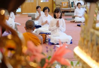 Meditation for Lang Tachi 94 Years